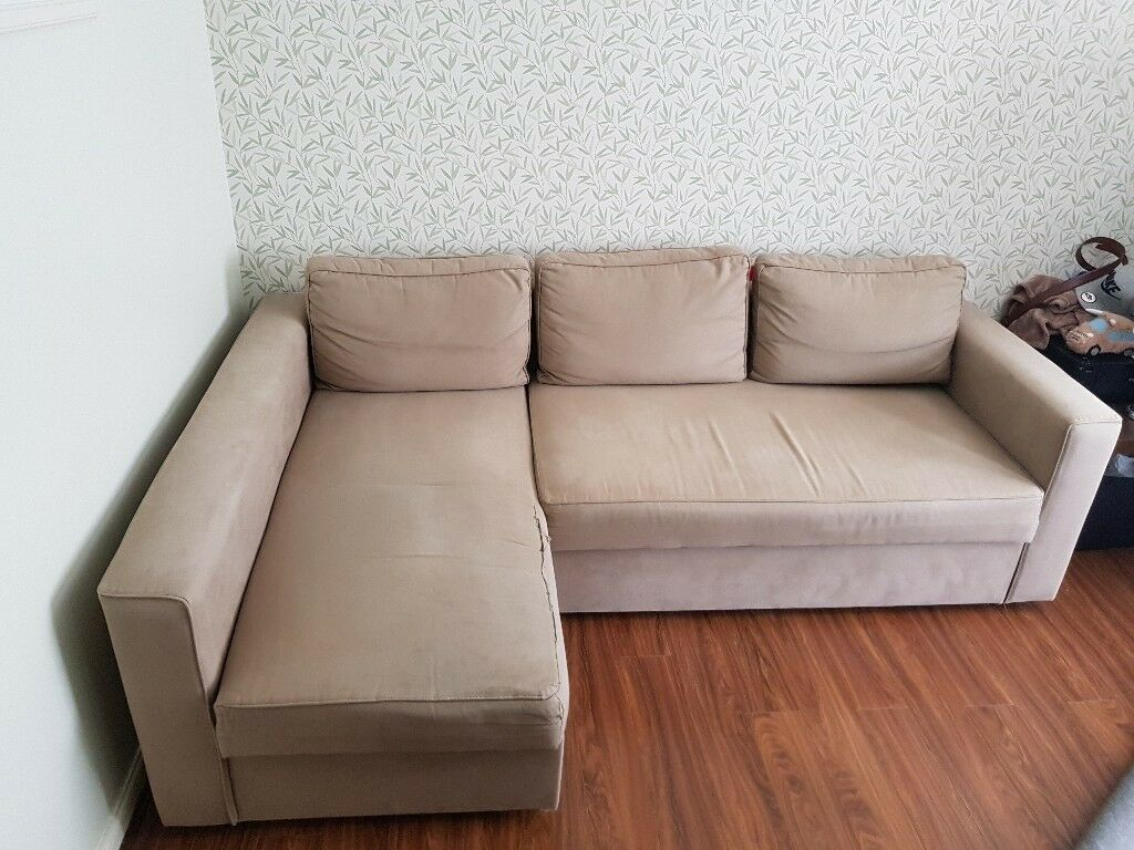 Ikea Corner Sofa Bed For Sale In Paisley Renfrewshire