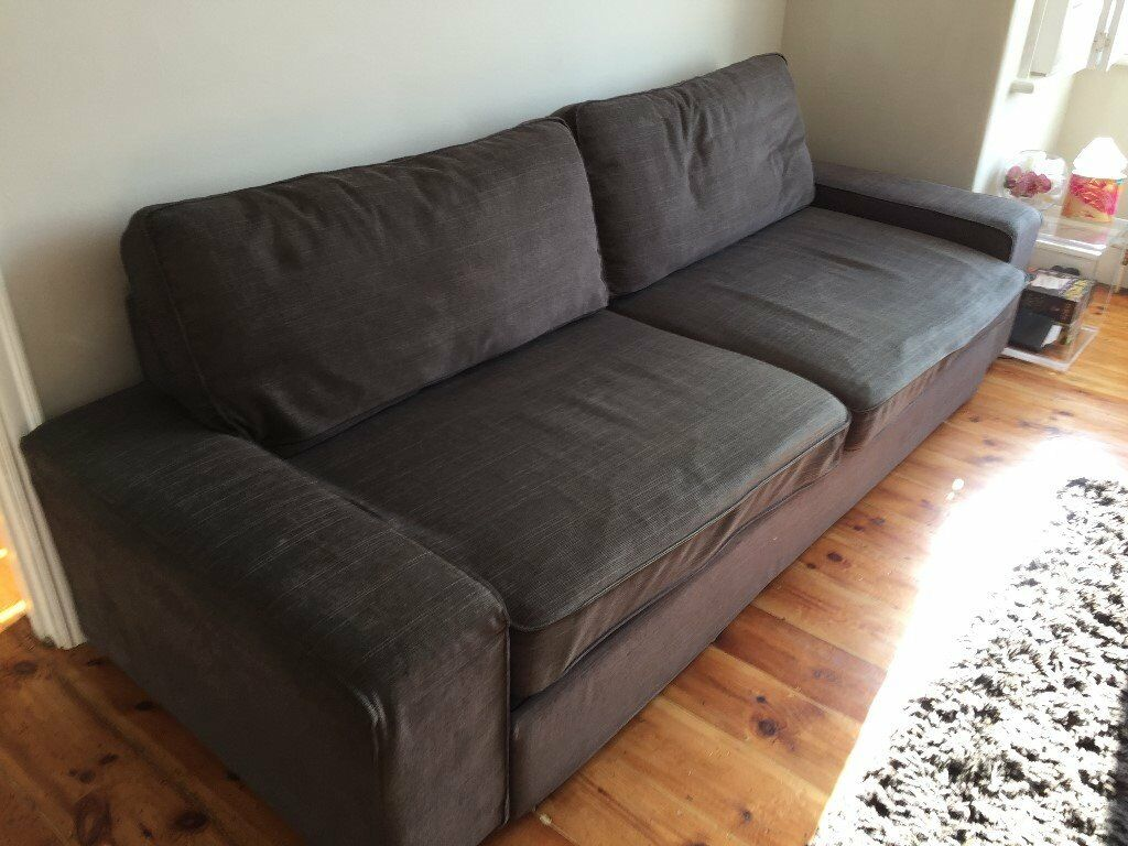 Kivik Sofa Bed Ikea Kivik 3 Seat Sofa Bed In Datchet Berkshire Gumtree