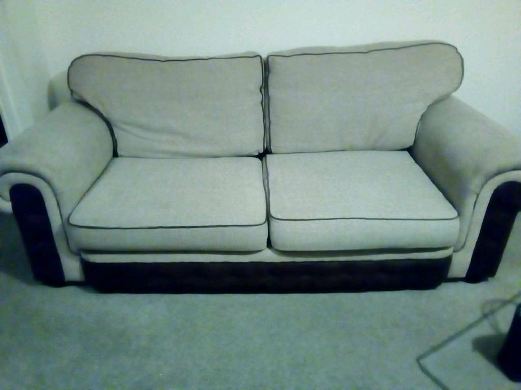 Grey Sofa Gumtree Belfast Scs Three Seater And Two Seater Sofas | In Anlaby, East