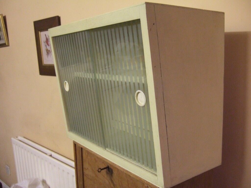 Kitchen Cabinets For Sale London Vintage Retro 1950s Kitchen Wall Cabinets 3 Available