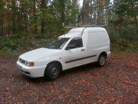 Roof rack for Mk2 Volkswagen Caddy or SEAT Inca | in Nairn ...
