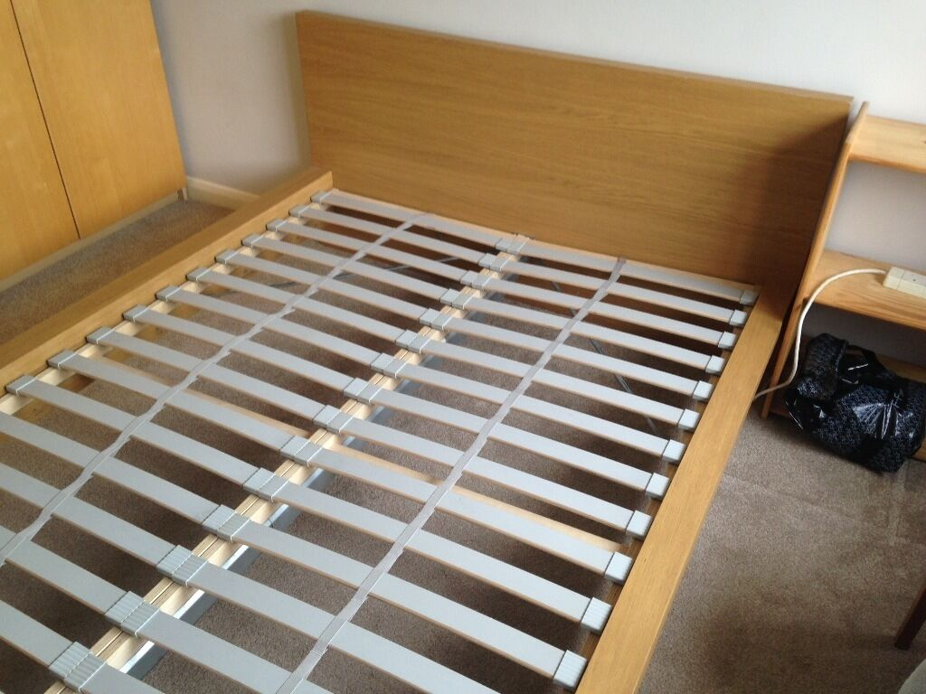Ikea Bed Slats Beds Bed Frames Ikea Ikea Malm Bed Frame With Sultan Luroy Slats Could Deliver