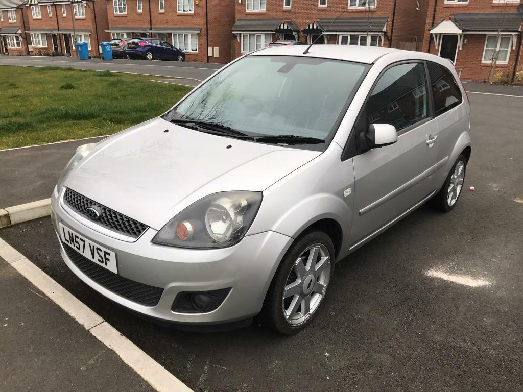 2008 Ford Fiesta Zetec 2008 57 Plate Ford Fiesta Zetec Climate 1 25 Ideal 1st Car