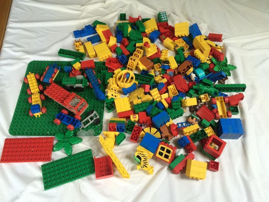 Lego Duplo Bundle In Huntly Aberdeenshire Gumtree