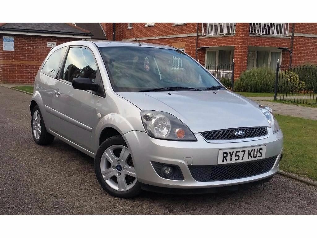 2008 Ford Fiesta Zetec 2008 Ford Fiesta 1 25 Zetec Climate 3dr F Ford S H 431