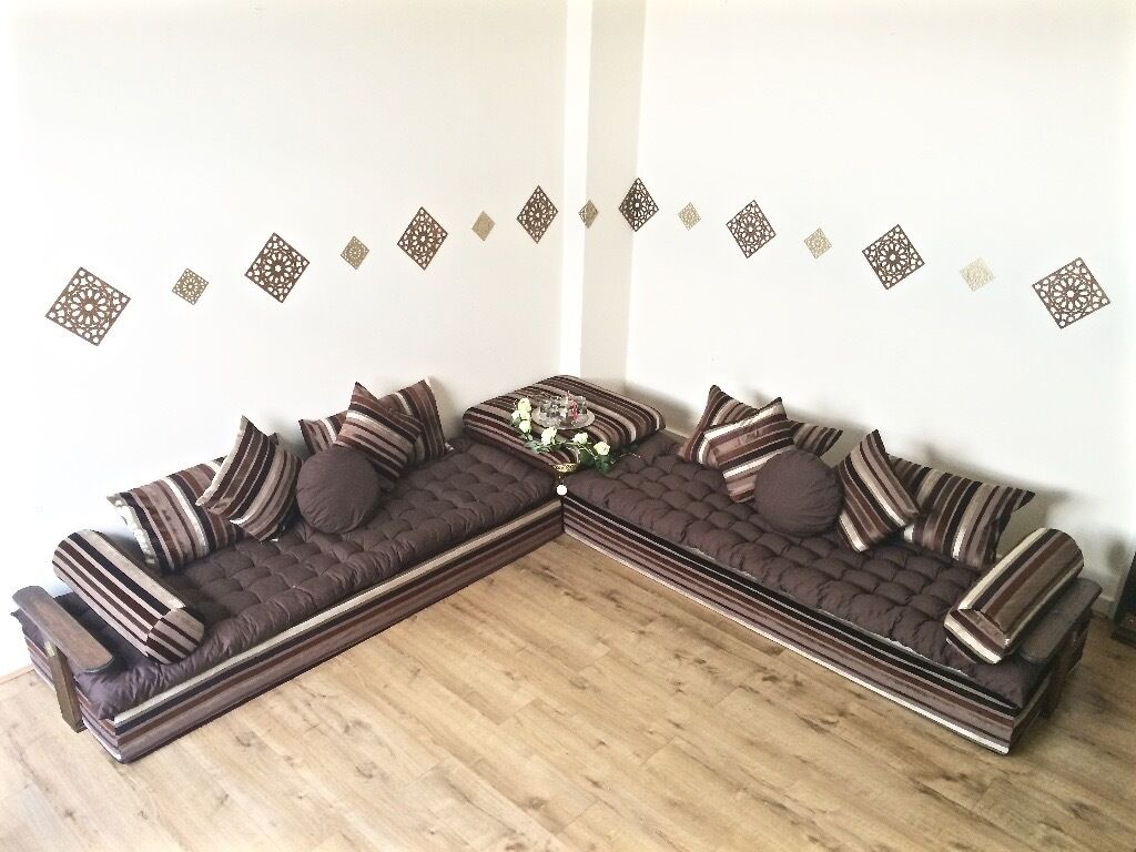 Sofa Bed Gumtree London Luxurious Moroccan Floor Cushion, Sofa Bed, Double Futon