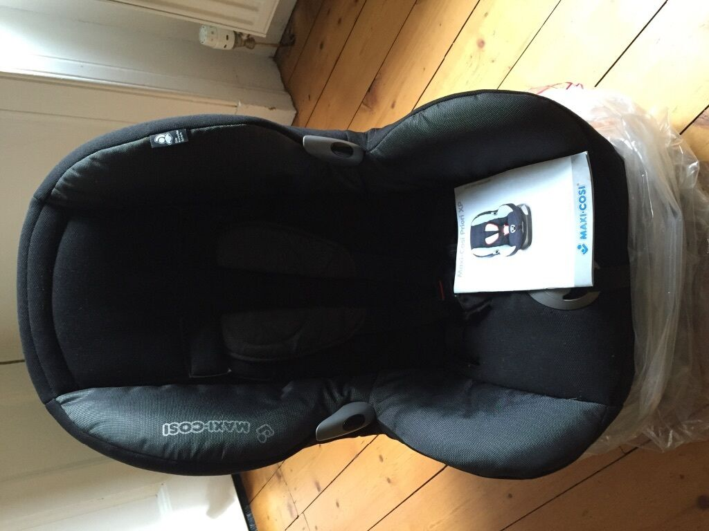Baby Carrier Glasgow Maxi Cosi Priori Xp Stage 1 Car Seat Excellent Condition
