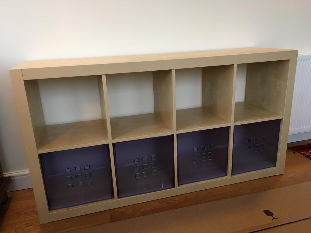 Ikea Box Kallax Swalif