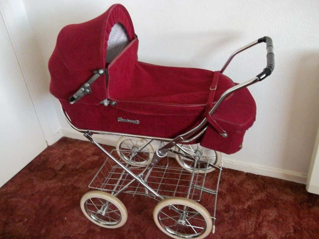 Baby Pram Edinburgh Charlesworth Dolls Pram In Ramsey Cambridgeshire Gumtree