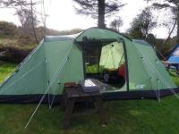 Lichfield Lantic tent & camping gear
