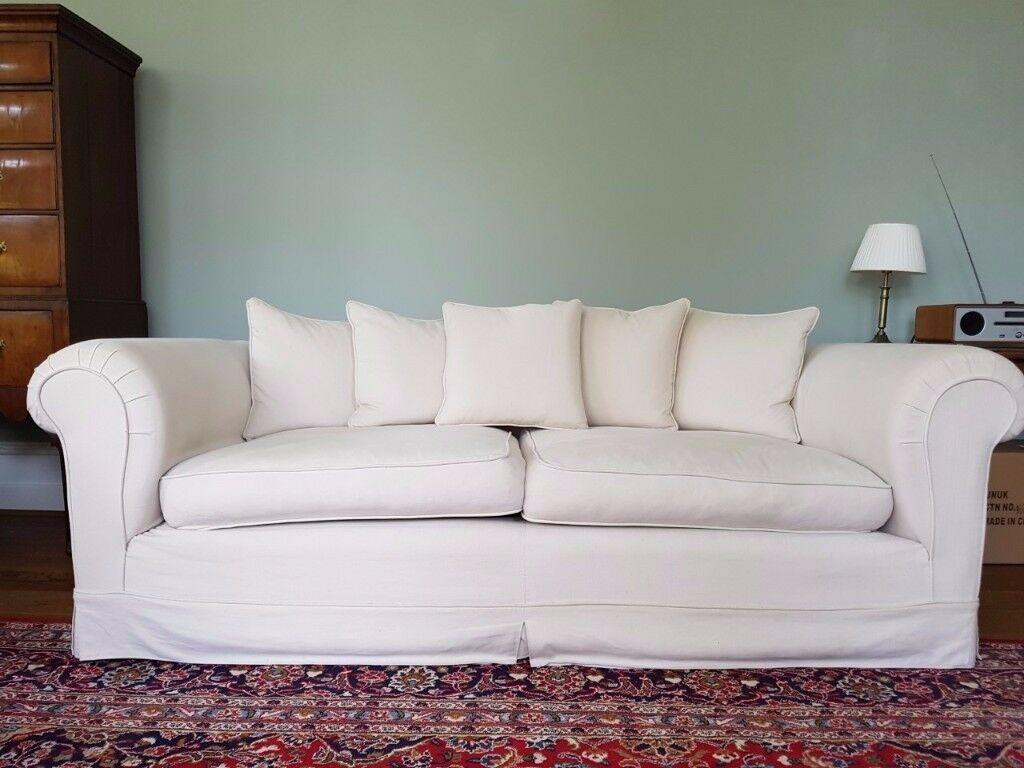 Big Sofa Maximus Large White Maximus 3 Seater Sofa From Sofa Com 1of 3