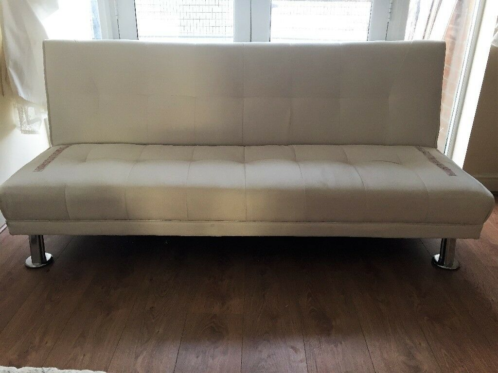 Sofa Gumtree London White Sofa Sofa Bed Easy Clean Must Go In