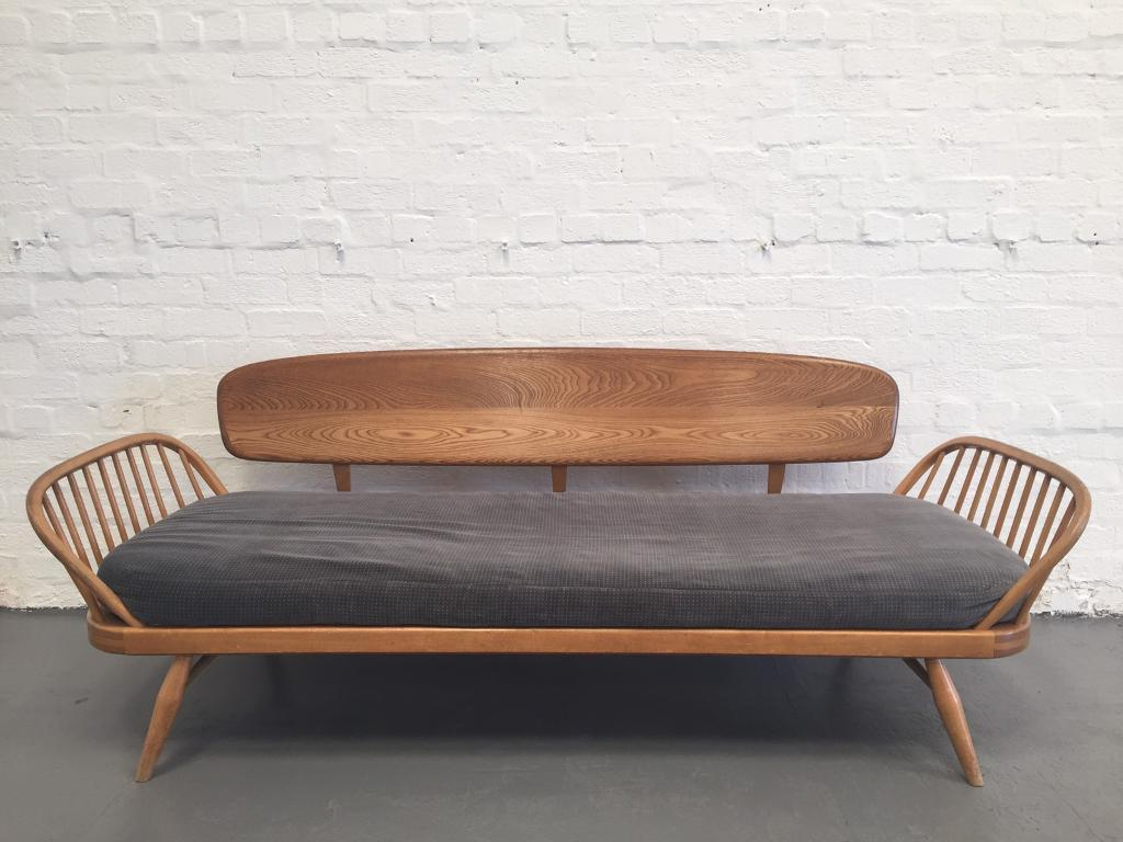 Gumtree Bed Perth Mid Century Modern Ercol Daybed Sofa Sold Pending
