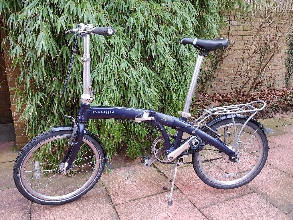 Dahon Mu P7 Folding Bike Like Tern Or Brompton In