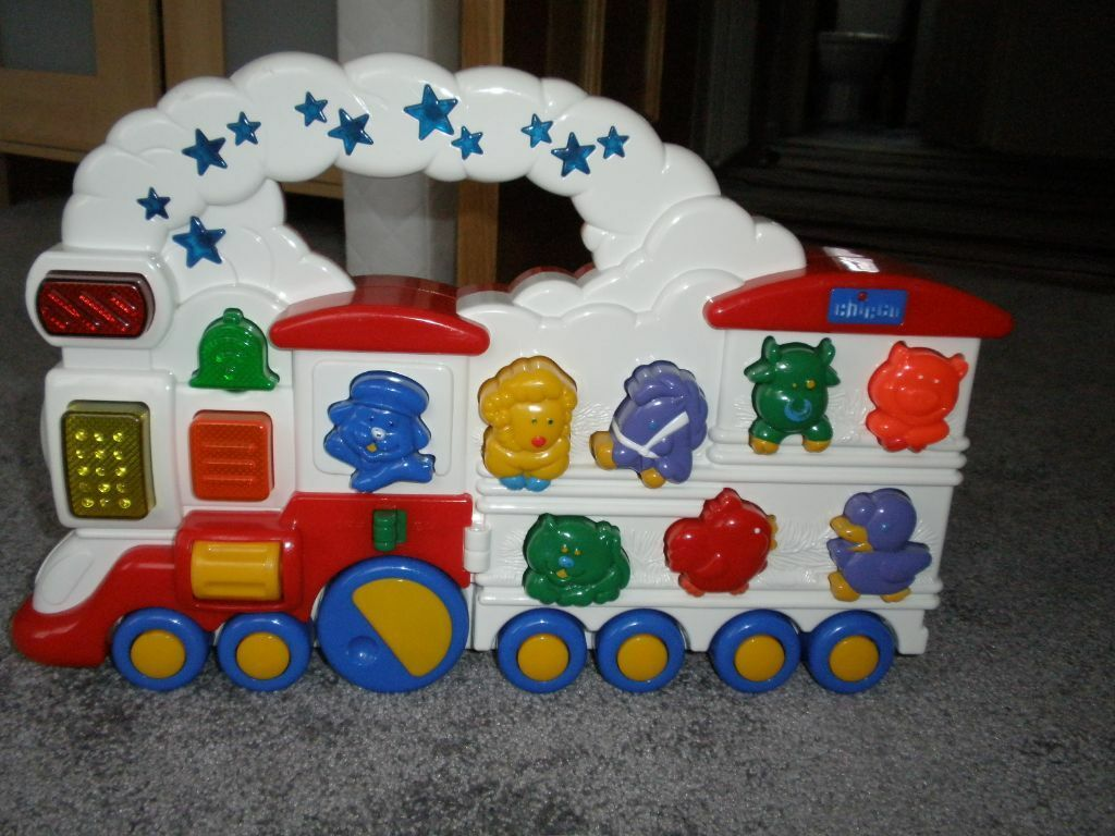 Chicco Pram Gumtree Chicco Musical Train Toy In Belfast City Centre Belfast