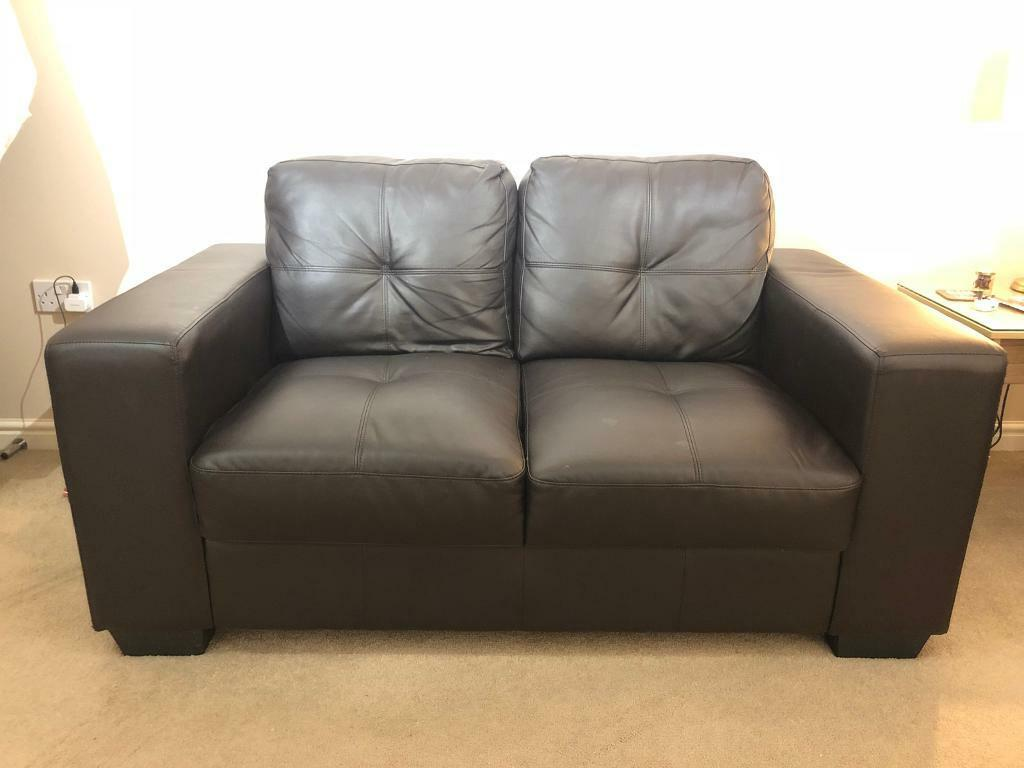 Leather Recliner Gumtree Glasgow Brown Leather Sofas In Lenzie Glasgow Gumtree