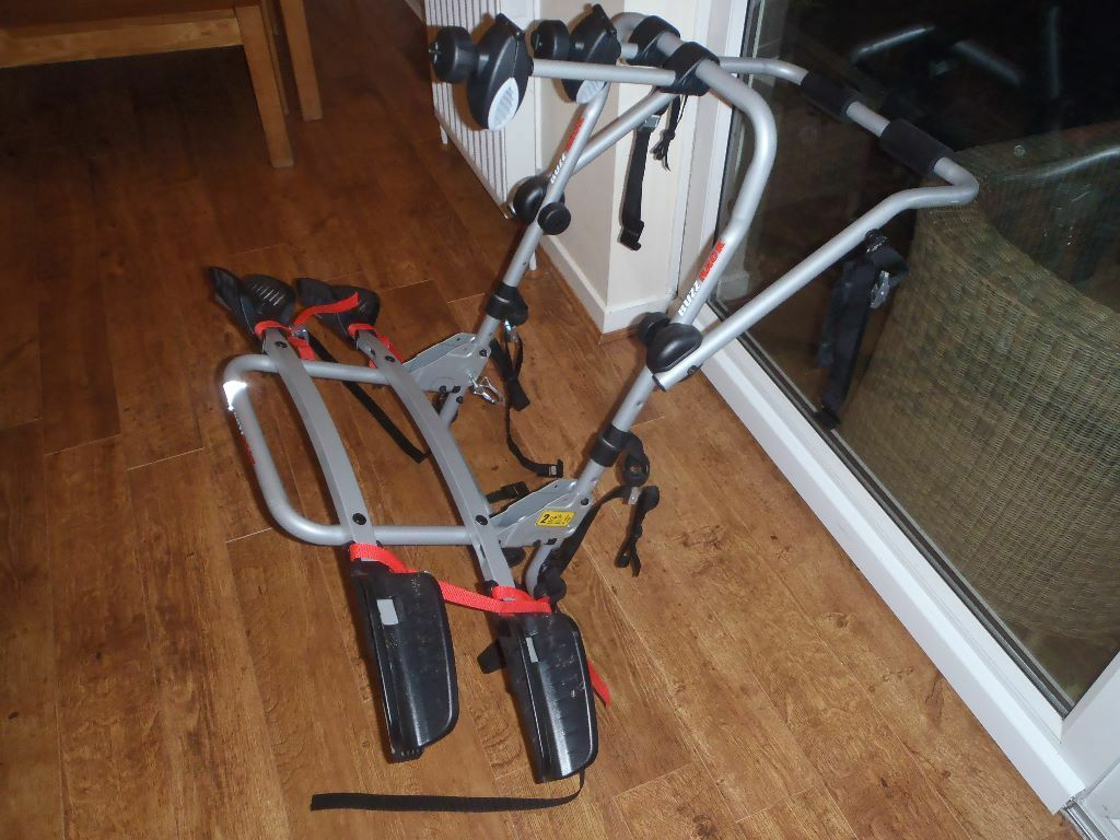 Car Bike Carrier Buzz Rack Pilot Fits 2 Bikes In