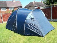 Lichfield dome tent.