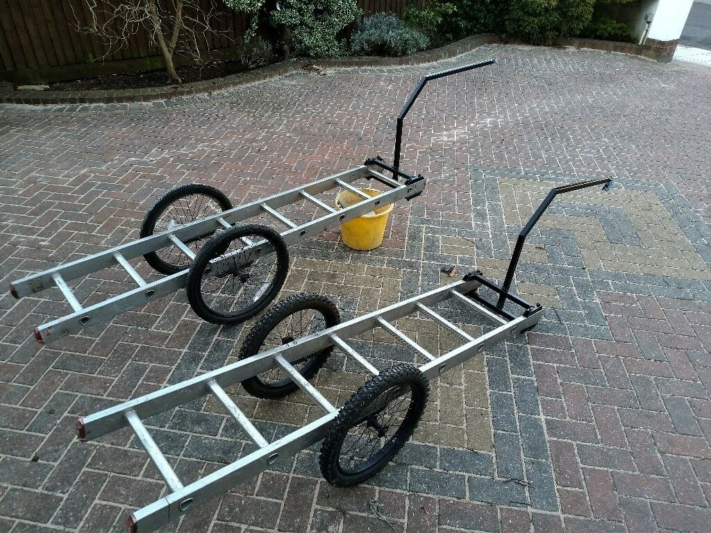 Long Bike Trailers Custom Built Bicycle Cargo Trailers