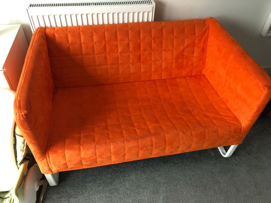 Ikea Knopparp Sofa Small Ikea Knopparp Sofa In Kidsgrove Staffordshire