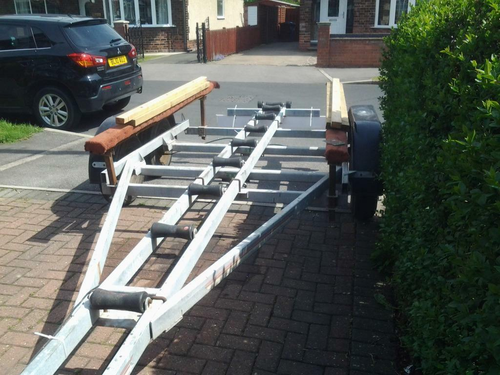 Sofas For Sale East Yorkshire Sbs 3.5 Tonne Twin Axle Boat Trailer | In Hull, East
