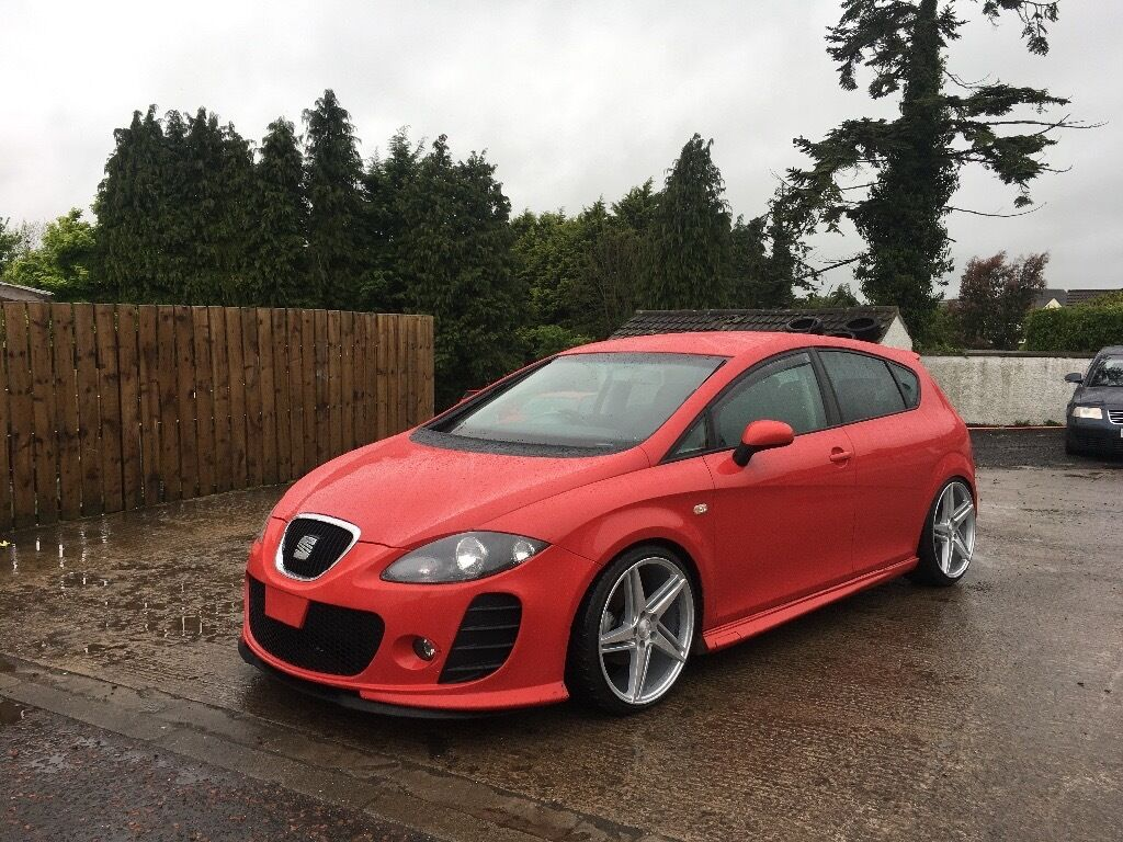 2007 Seat Leon 20 Tdi 140 Sport Fully Kitted Not Golf