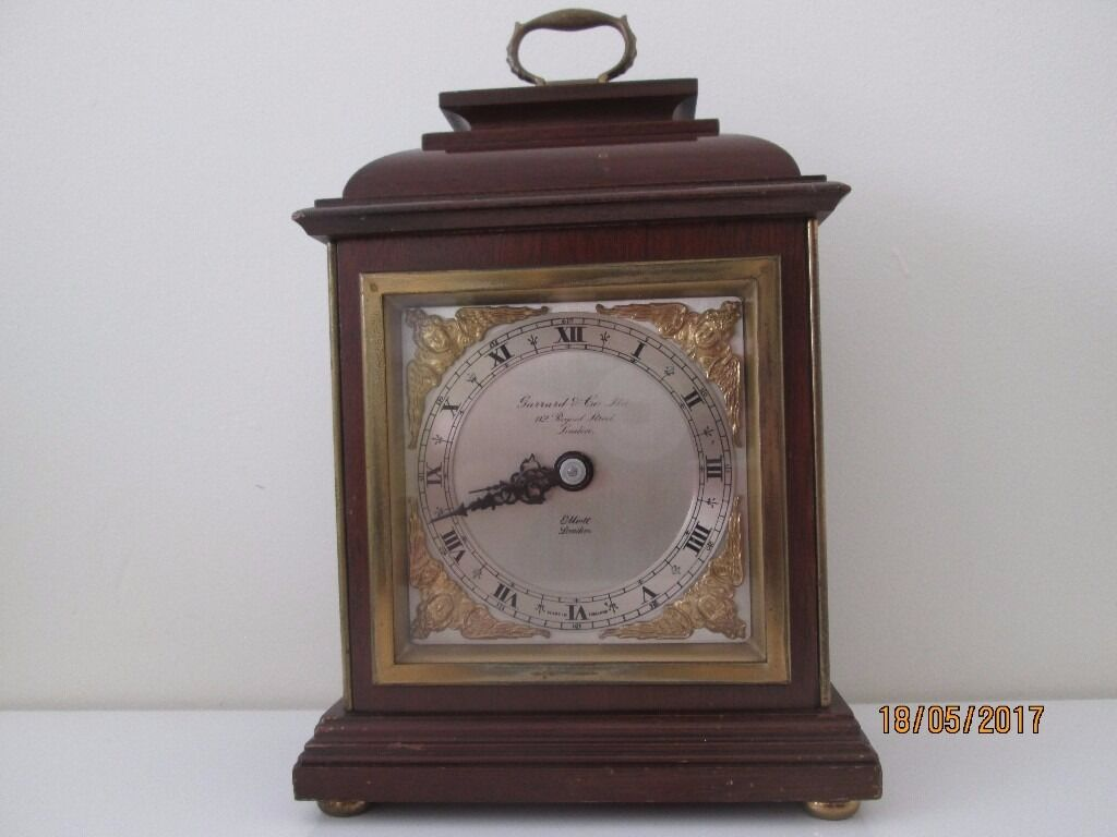 Large Mirrors Gumtree London Garrard Elliot Carriage Clock In Dunfermline Fife