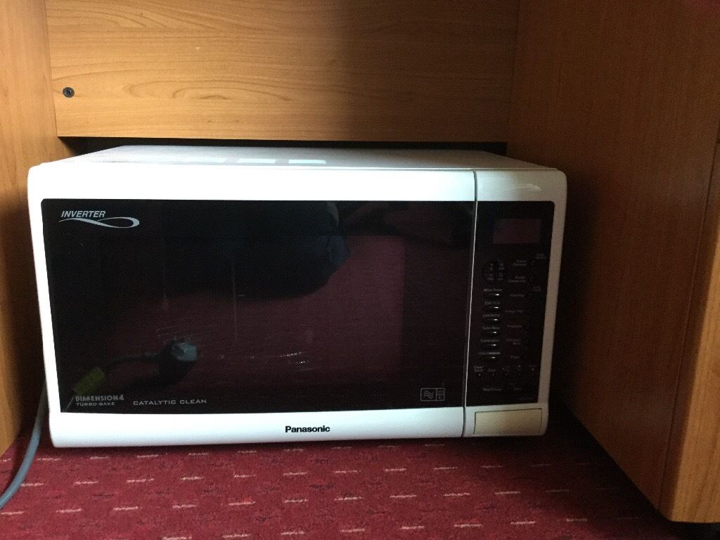 Microwaves Perth Panasonic Dimension 4 Combination Microwave Reduced For