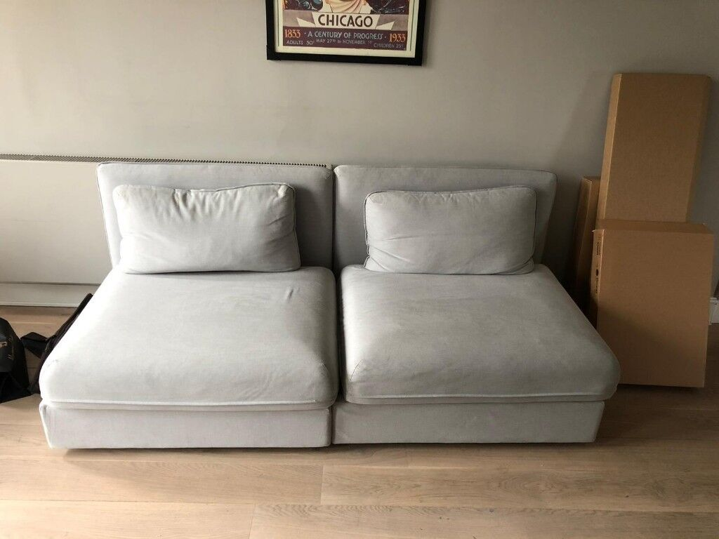 Sofa Vallentuna 2 Seat Sofa Vallentuna Ikea In South Kensington London