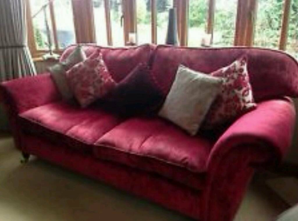 Laura Ashley Sofa Pink Raspberry Sofa 21 Best Raspberry Sofas Images On Pinterest