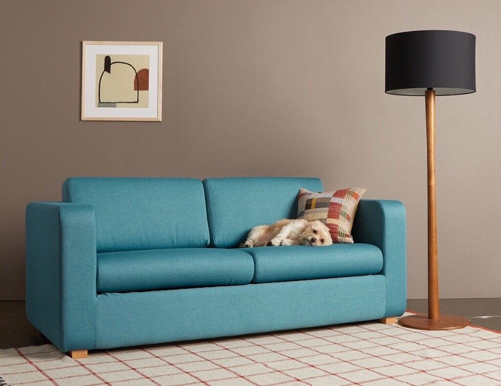 Sofas For Sale East Yorkshire Habitat Porto 3 Seater Sofa Bed Rrp £995 | In Hull, East