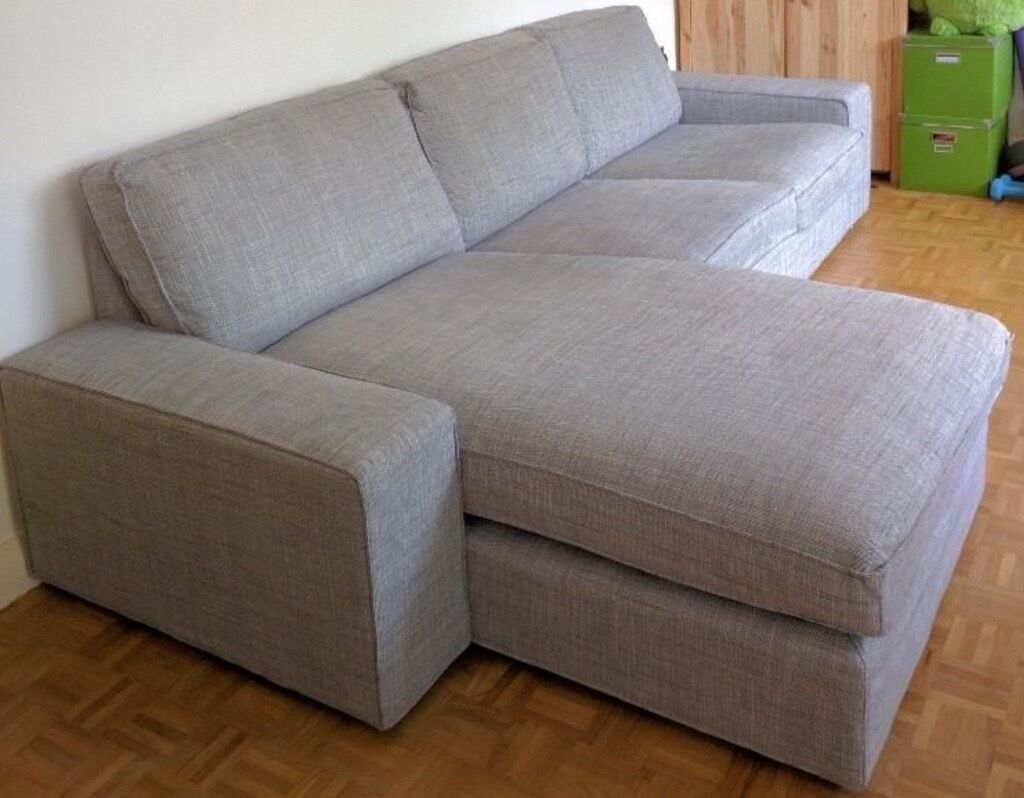Kivik Sofa Bed Kivik Sofa And Chaise Lounge Brokeasshome