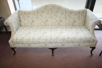 How to Reupholster a Queen Anne Sofa | eBay