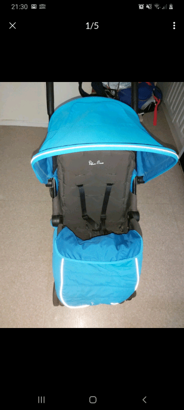 Bugaboo Cameleon Pushchair Assembly Silver Cross In Sheffield South Yorkshire Gumtree