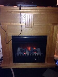 Electric Fireplace Buy Or Sell Tv Tables Entertainment