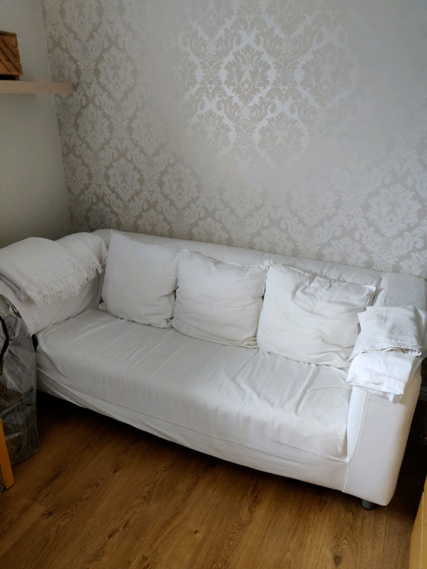 Ikea Klippan 2 Seater Sofa In Barry Vale Of Glamorgan
