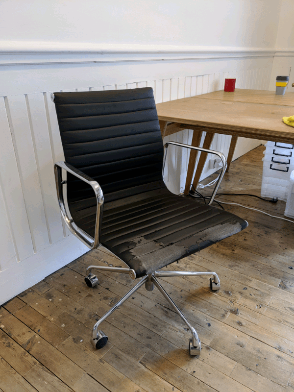Eames Style Office Chair In Hackney London Gumtree - Eames Chair London