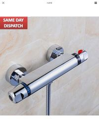 Thermostatic bar shower mixer valve new | in Bletchley ...