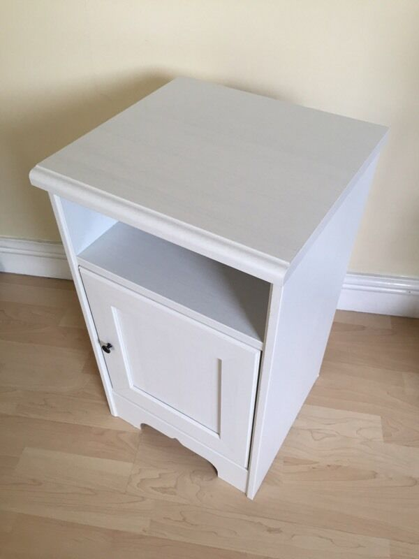 Ikea Aspelund Bedside Table Used But In Excellent