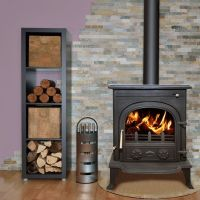 5KW MULTIFUEL STOVE !!! free delivery multi fuel wood ...