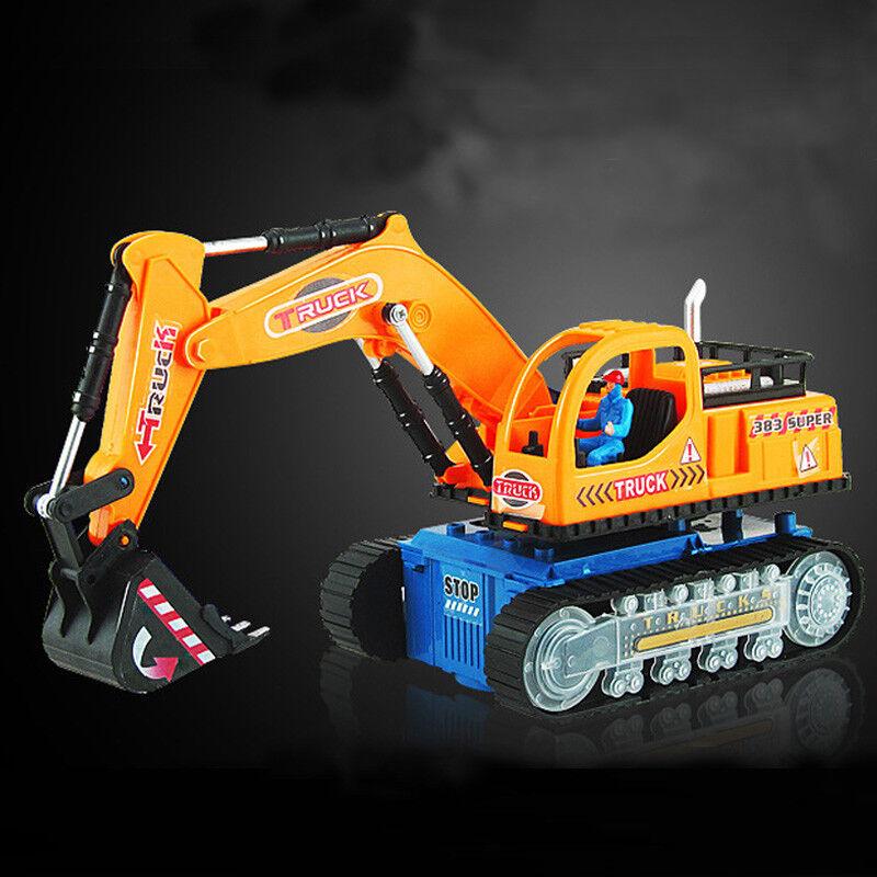 Toys For Boys Kids Children Truck Excavator For 3 4 5 6 7