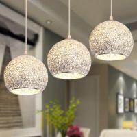 Modern Ceiling Lights Bar Lamp Silver Chandelier Lighting ...
