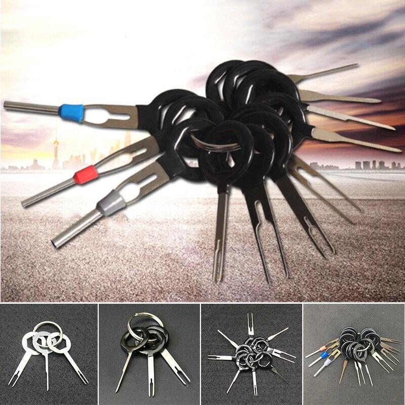 3x Car Plug Circuit Board Wire Harness Terminal Pick Connector Crimp