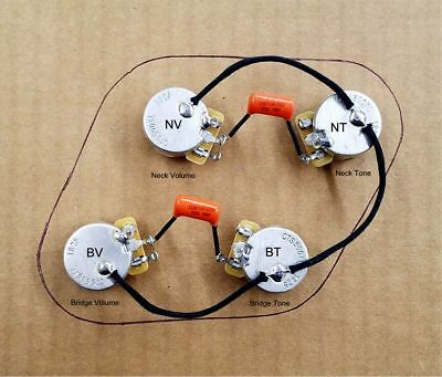 1981 Gibson Les Paul Wiring Harness Wiring Diagram