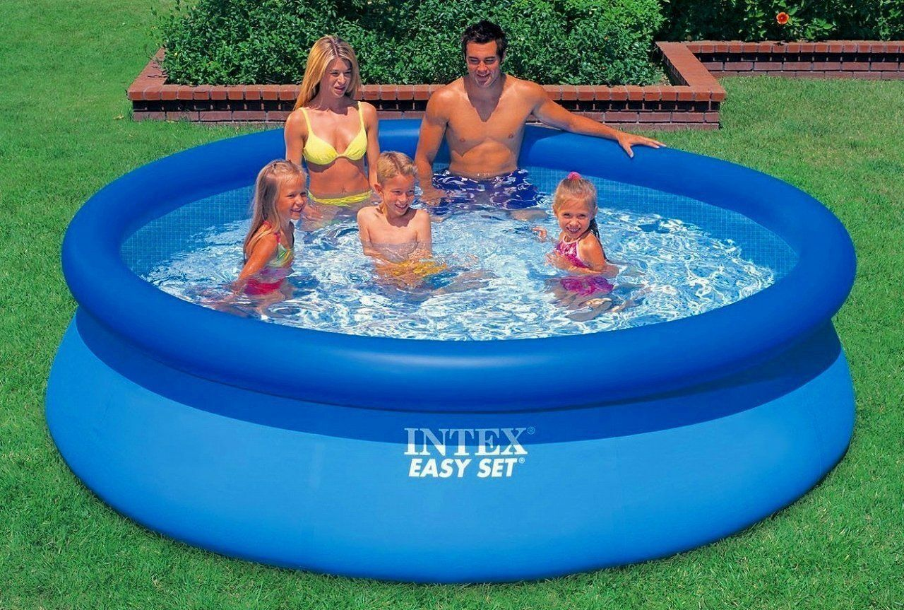 Pool Im Garten Intex Top 10 Above Ground Swimming Pools Ebay
