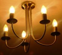 Ceiling light and matching Wall lights | in Fulwood ...