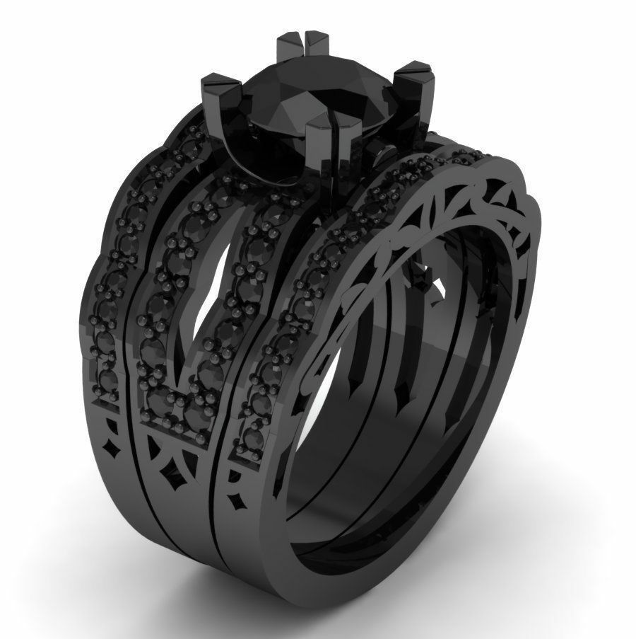 g non traditional wedding rings Non Traditional or Heritage Rings Engagement