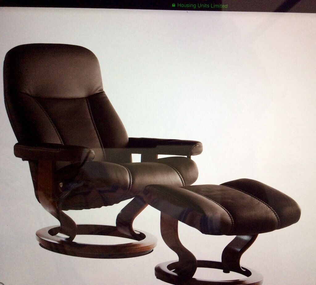 Leather Recliner Gumtree Glasgow Ekornes Stressless Recliner Price Reduced In