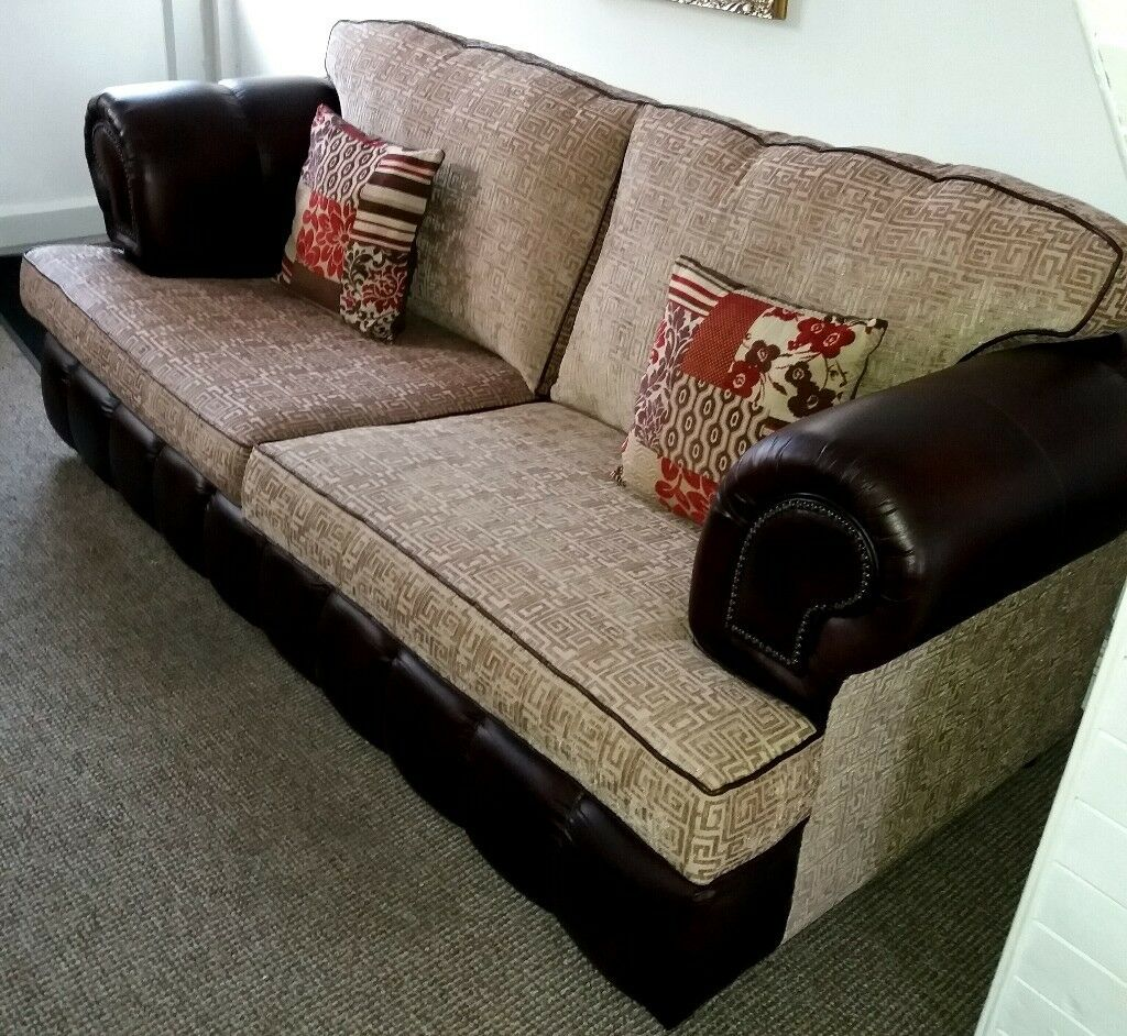 2 Seater Chesterfield Sofa Gumtree Scs Chesterfield Sofa 3 Seater 43 2 Seater In Coventry