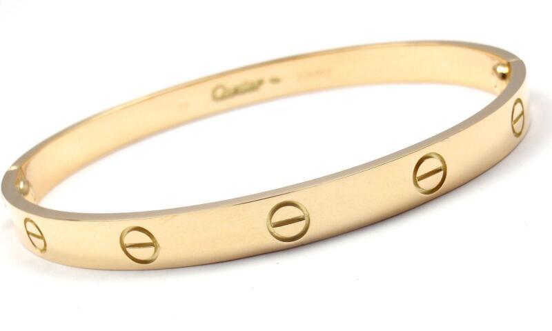 Cartier Love Bracelets Ebay